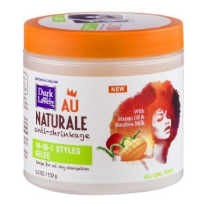 SoftSheen-Carson Dark and Lovely Au Naturale Anti-Shrinkage 10-in-1 Styles Gelee