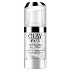 Olay Eyes Illuminating Eye Cream for dark circles under eyes, 0.5 fl oz
