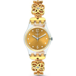 Swatch COUP DE FLEUR Ladies Watch LK360G