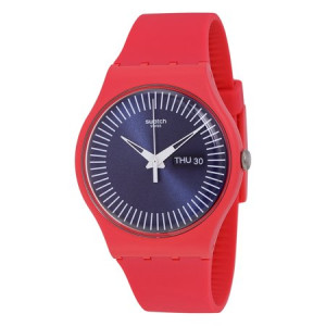 SWATCH BERRY RAIL Unisex Watch SUOP702