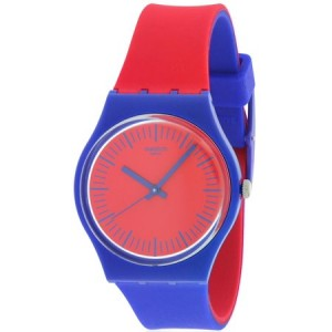 Swatch BLUE LOOP Silicone Unisex Watch GS148