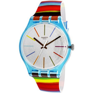 Swatch COLORBRUSH Unisex Watch SUOS106