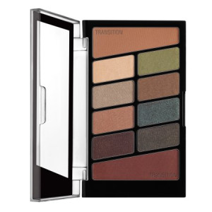 wet n wild Color Icon Eyeshadow 10 Pan Palette, Ros in the Air