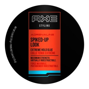 AXE Hair Styling Spiked Up Look Extreme Hold Glue 2.64 oz
