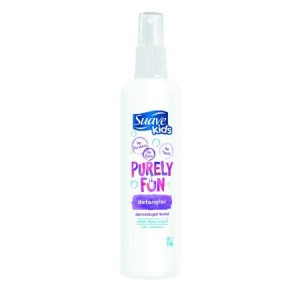 Suave Kids Detangler Spray Purely Fun 10 oz