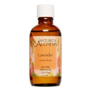 Nature's Alchemy Essential Oil, Lavender, 2 Fl Oz