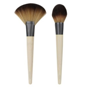 EcoTools Define & Highlight Duo Makeup Brushes, 2 ct
