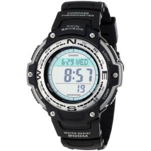 Casio Men's Digital Compass Twin Sensor Sport Watch