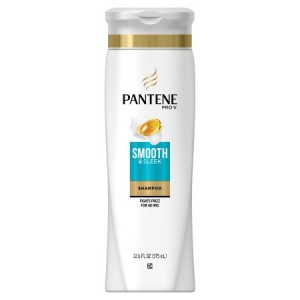 Pantene Pro-V Smooth & Sleek Shampoo, 12.6 fl oz