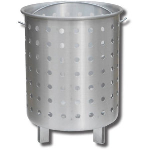 King Kooker Aluminum Footed Basket