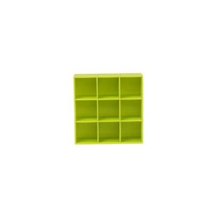 Dexas Cube Ice Tray Set (Set of 2), Green