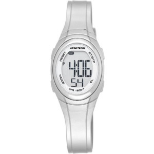 Armitron Sport Watch, Metallic Silver