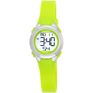 Armitron Round Sport Watch, Lime Green