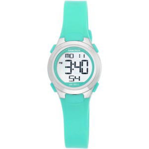 Armitron Round Sport Watch, Teal