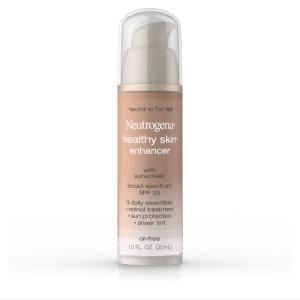 Neutrogena Healthy Skin Enhancer, Broad Spectrum Spf 20, Light To Neutral 30, 1 Oz.