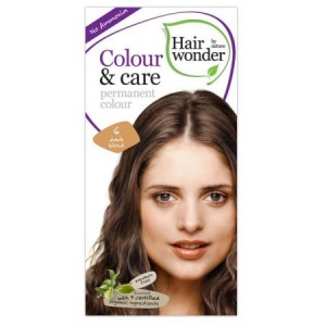 Hair Wonder Color & Care Dark Blond 6