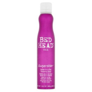 Tigi Bed Head Superstar Queen for a Day Thickening Spray, 10.2 oz