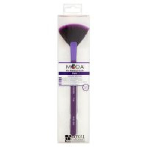 Royal and Langnickel Moda Fan Pro Makeup Brush