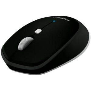 Logitech M535 Bluetooth Mouse, Black, Wireless