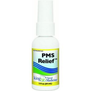 King Bio PMS Relief, 2 Oz