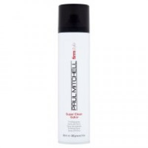 Paul Mitchell Firmstyle Super Clean Extra Spray, 10 oz