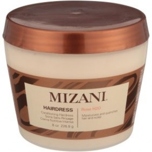 Mizani Rose H2O Conditioning Hairdress 8 oz. Jar