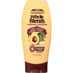 Garnier Whole Blends Conditioner with Avocado Oil & Shea Butter Extracts 12.5 FL OZ