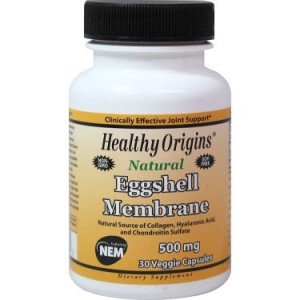 Healthy Origins Eggshell Membrane 500mg, 30 Ct
