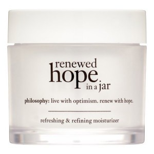 Philosophy Renewed Hope In a Jar Refreshing and Refining Moisturizer, 2 Oz