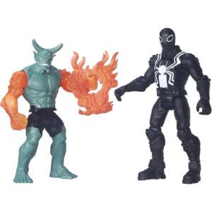 Ultimate Spider-Man Vs. The Sinister Six: Kid Arachnid vs. Marvels Beetle