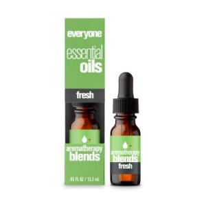 Everyone Fresh Aromatherapy Blend Essential Oil, 0.45oz.