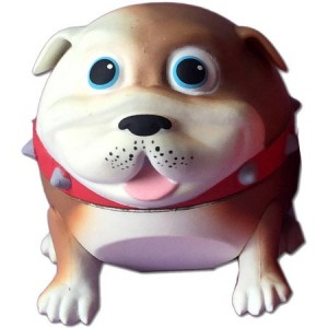 Bulldog Bebe with Orange Creamsicle Refill