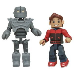 Iron Giant and Hogarth Minimate 2 Pack (Other)