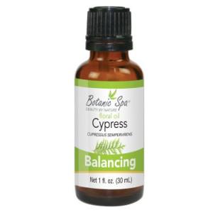 Botanic Spa Cypress oral Oil, 1 Oz