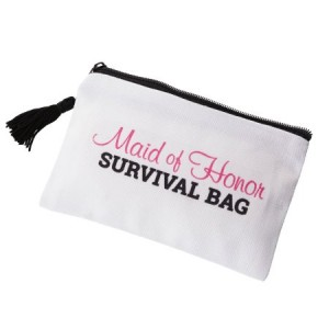 Lillian Rose Maid of Honor Wedding Day Survival Bag