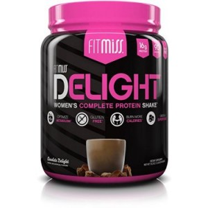 Fit Miss Delight, Chocolate, 1.2 Lb