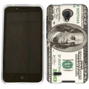 Mundaze Hundred Dollar Phone Case Cover for Alcatel OneTouch Conquest