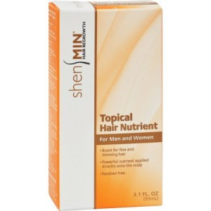 Shen Min? Topical Hair Nutrient For Men and Women, 3 Oz