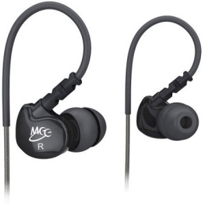 MEE audio Sport-Fi M6 Noise Isolating In-Ear Headphones with Memory Wire