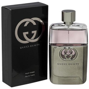 Gucci Guilty 3 Oz Edt Sp For Men