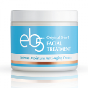 eb5 Intense Moisture Anti-Aging Skin Face Cream, 4 oz