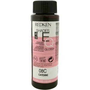 Redken Shades Eq Color Gloss 08C, Cayenne, 2 Oz