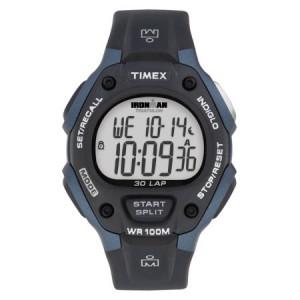 Timex Men's Ironman Classic 30 Full-Size Watch, Black Resin Strap