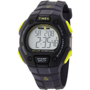 Timex Ironman Alarm Chronograph Resin Mens Watch TW5K86100