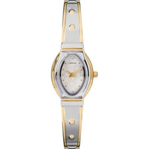 Carriage by Timex Women's Watch, Two-Tone Stainless Steel Bracelet