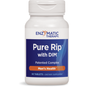 Enzymatic Therapy Pure Rip with DIM Tablets, 60 Ct
