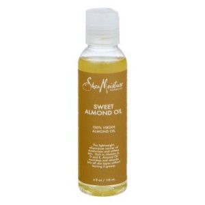 Shea Moisture Sweet Almond Oil, 4.0 FL OZ