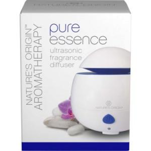 Natures Origin Aromatherapy Pure Essence Ultrasonic Fragrance Diffuser