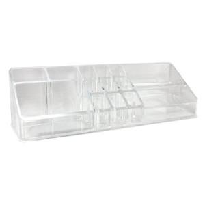 Precision Beauty 15 Compartment Multi Purpose Cosmetic Organizer