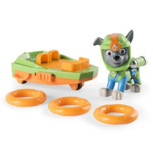Paw Patrol - Rocky's Launching Surfboard